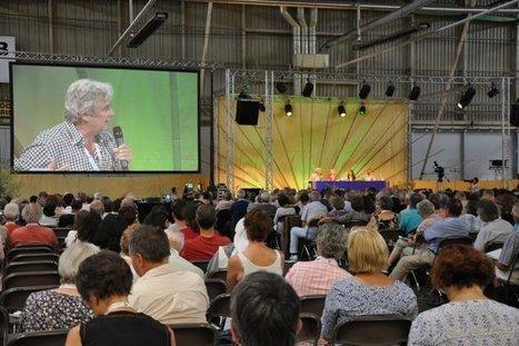 Aux Assises chrétiennes de l'écologie, les cathos virent écolos | Chronique d'un pays où il ne se passe rien... ou presque ! | Scoop.it