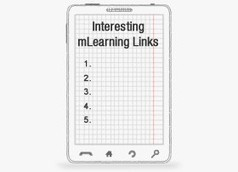 A List of Interesting Mobile Learning Links | Upside Learning Blog | New Web 2.0 tools for education | Scoop.it