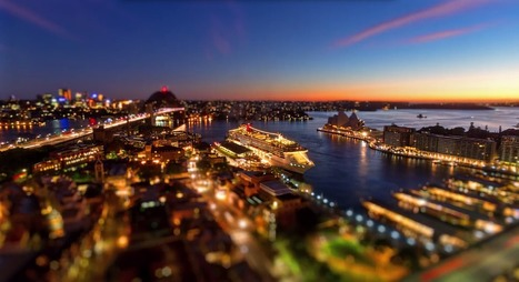 Increíble Timelapse de Sydney - Kiubole | Kiubole | Scoop.it