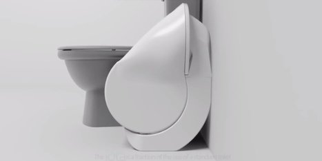 Is This Water-Saving Toilet The Future Of Restrooms? | Xposed | Scoop.it