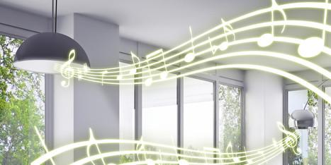 Des Français récompensés pour leur ampoule musicale | Digital surroundings | Scoop.it