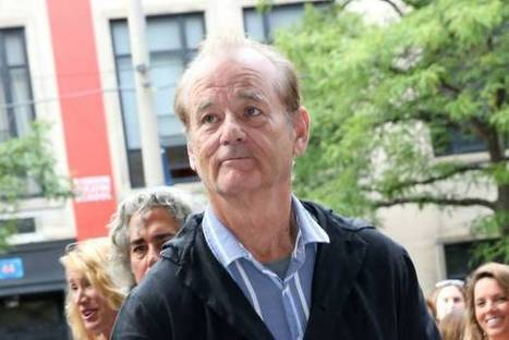 7 Steps to Living a Bill Murray Life, by Bill Murray | Oh The Places | Scoop.it