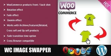 WooCommerce Products Image Swapper (WooCommerce)   Best Wordpress Plugins   Scoop.it