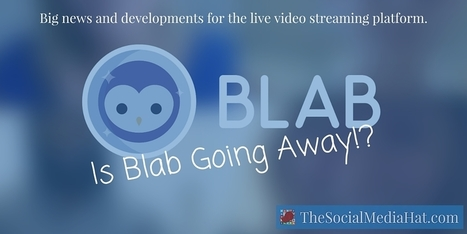 What Is Happening With Blab? | The Content Marketing Hat | Scoop.it