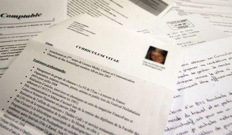 Les données personnelles du CV I Juliette Zacharie | Droit du travail | Scoop.it