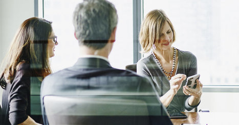 Women Are Nowhere Near Reaching Equality In Corporate Boardrooms, Study Finds | Women in Business | Scoop.it
