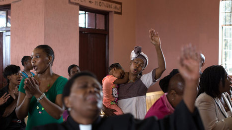 South Africans Embark on Day of 'Prayer and Reflection' for Mandela - New York Times | Assignment #3 | Scoop.it