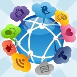 Marketing des moteurs contre Marketing des réseaux sociaux [infographie] | Référencement internet | Scoop.it