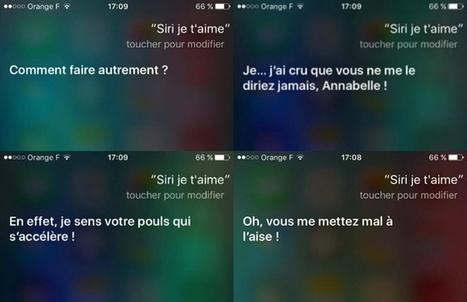 «Siri, sous des dehors riants et légers, redéfinit le cadre de nos existences» | qrcodes et R.A. | Scoop.it