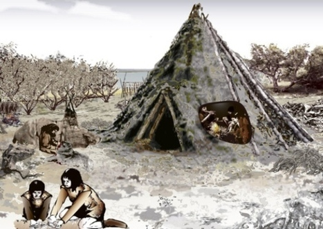 Archaeologists unearth Stone Age dwelling on the banks the of new Forth crossing - Environment - Scotsman.com | HeritageDaily Archaeology News | Scoop.it