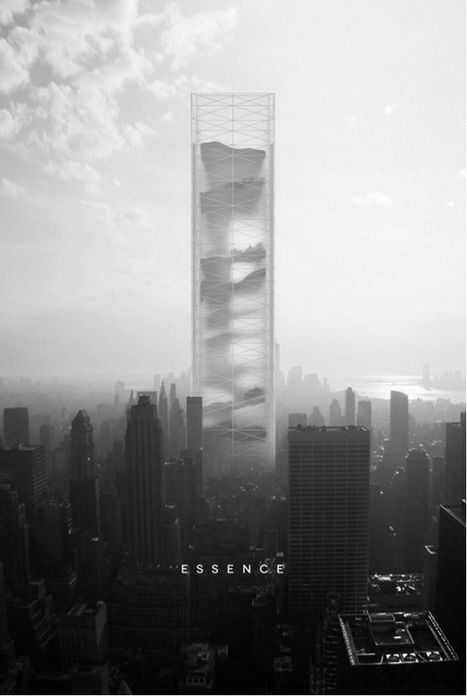 eVolo Announces 2015 Skyscraper Competition Winners | The Architecture of the City | Scoop.it