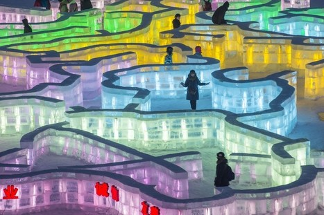 Harbin Ice Festival Kicks Off | Regional Geography | Scoop.it