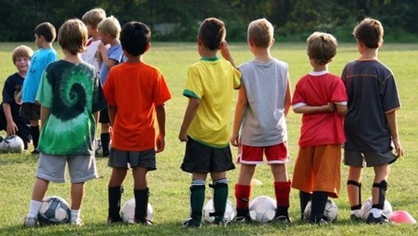 La importancia del deporte en los niños - Escuela en la nube | salud y deporte | Scoop.it