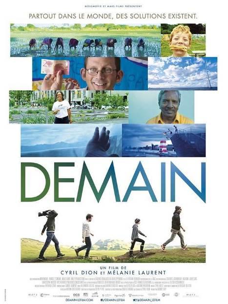 Demain / Cyril Dion et Mélanie Laurent | Nouveautés DVD | Scoop.it