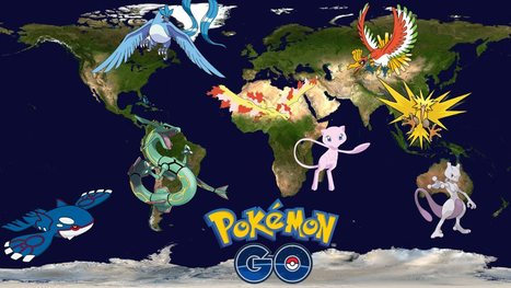Great Learning Activities to Use with Pokémon Go ~ Educational Technology and Mobile Learning | Into the Driver's Seat | Scoop.it