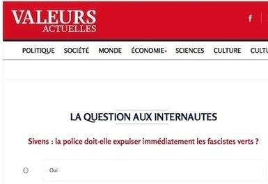 EDITO - MM. Hollande et Valls ouvrent la voie au fascisme | Green economic development and social changes | Scoop.it