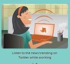 TheSocialRadio. Faites de votre compte Twitter une véritable radio. | Les outils du Web 2.0 | Scoop.it