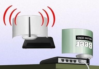 Cómo Reutilizar una Lata de Aluminio apara aumentar la señal WiFi | Wireless | Scoop.it