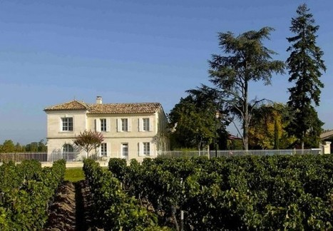 Le Bon Pasteur sold to Asian investor | Vitabella Wine Daily Gossip | Scoop.it