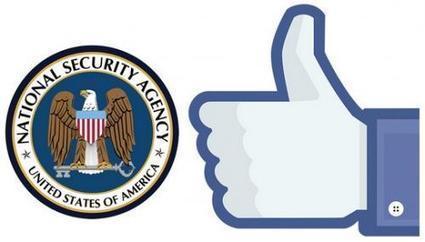 Révélation : la NSA a recruté l'ancien directeur de la sécurité de Facebook | LaLIST Veille Inist-CNRS | Scoop.it