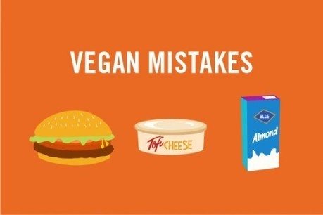 3 Vegan Food Mistakes to Avoid Right Now - Eat Life Whole | VegHeads | Scoop.it