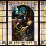 McIntosh stained glass part of Oak Cliff home tour | Advocate ... | Stained Glass | Scoop.it