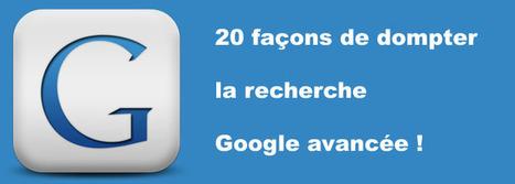 20 astuces pour rechercher efficacement dans Google. | Veille documentaire | Scoop.it