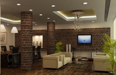 Architectural Design & Services By Altitude Design India   Corporate Office Interior Design Firm in Delhi.   Scoop.it
