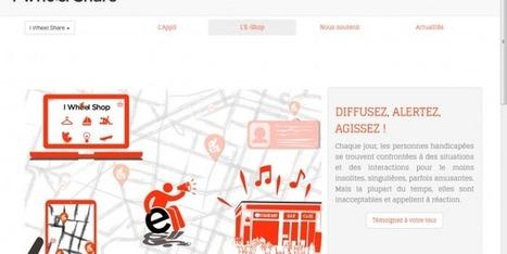 Lancement d'une plateforme collaborative sur l'accessibilité   great buzzness   Scoop.it
