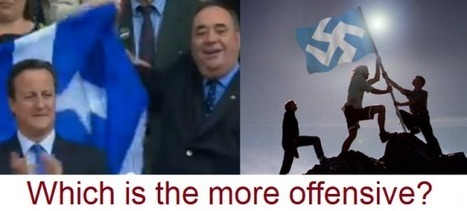 FLAGGING UP OFFENCE | Referendum 2014 | Scoop.it