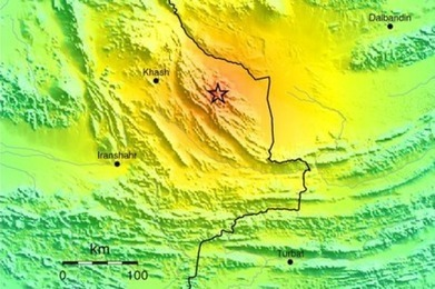 Strong 8 magnitude quake hits Iran - AlertNet | Awazchat live | Scoop.it