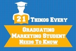 21 Real-World Marketing Lessons New Grads Need to Succeed [SlideShare] | Strengthening Brand America | Scoop.it