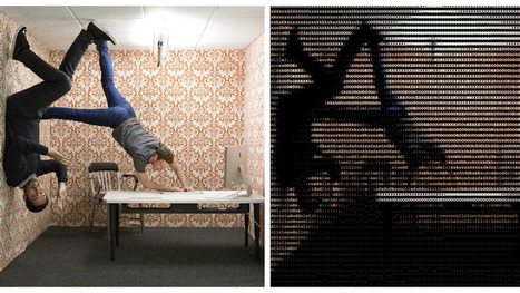 Facebook and Instagram are creating hidden ASCII art of your photos | Geeks | Scoop.it