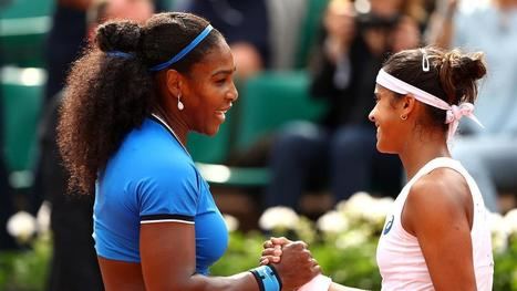 Serena Williams cruises into third round of French Open | itsyourbiz | Scoop.it