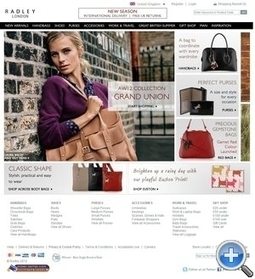 Did a Site-Wide Megafooter Increase Sales Conversions for This Luxury Bag Ecommerce Store? | Which Test Won | Public Relations & Social Media Insight | Scoop.it
