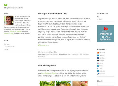 15 Free WordPress themes to get you started with Responsive ... | Wordpress life | Scoop.it