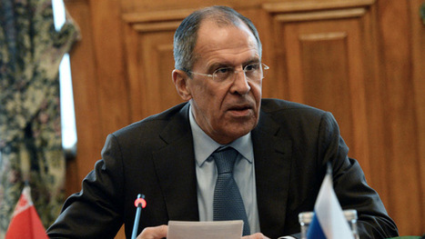 Kiev ignored independent assessment of snipers at Maidan - Lavrov | Saif al Islam | Scoop.it