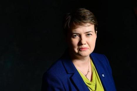 "Ruth Davidson: Income tax proposals could ""hammer family finances"" 