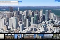 Google Maps devient plus interactif et intègre des informations ... - 01net | Google & son univers (impitoyable?) | Scoop.it