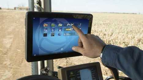 Precision Agriculture: In-Cab Computing Adds More Customization, Functionality | CropLife | Geoflorestas | Scoop.it