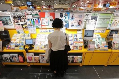 Perché il Giappone ha più negozi di dischi di qualsiasi altro paese al mondo | Sound and Vision | Scoop.it