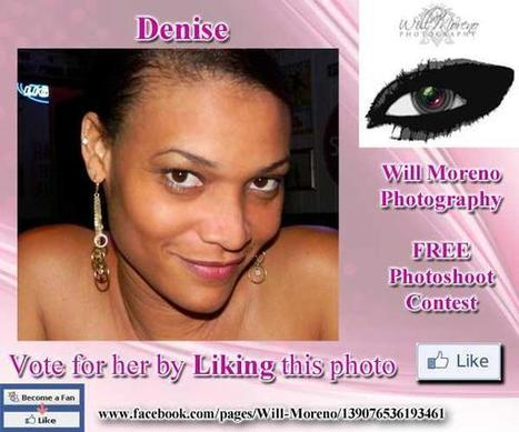 Denise - Contestant to win a FREE Photoshoot with Will Moreno | Belize in Photos and Videos | Scoop.it