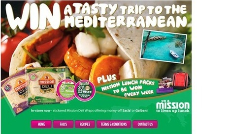 Win a trip to the Med with Mission - TLC Marketing Worldwide | Marketing the TLC way | Scoop.it
