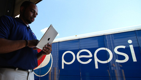 Apple - iPad in Business - Profiles - PepsiCo | Showcase ICT topics | Scoop.it