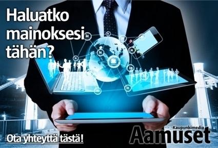 Uutiset Turusta | Aamuset | Kotimaisia e-äänikirjoja saatavilla kirjastoista koko maassa | E-kirjat | Scoop.it