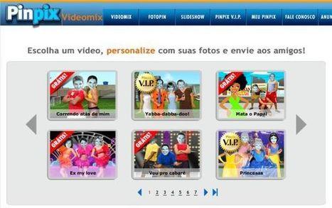 Videomix: pon tu rostro, o el de tus amigos, a divertidos vídeos y compártelos | Personal y hobbies | Scoop.it