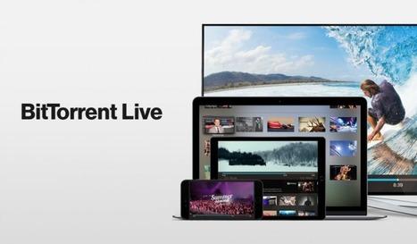 BitTorrent Live, nuevo servicio de vídeo en streaming P2P | Trabajo, tecnología y colaboración. Work, technology, collaboration. | Scoop.it