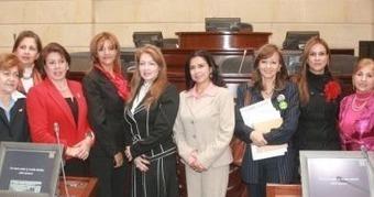 Participación de la mujer en política sigue en deuda | Genera Igualdad | Scoop.it