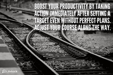 5 Productivity Tips From The Pros | Women's Interests | Scoop.it
