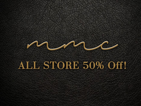 .:MMC:. Anniversary Sale ALL STORE 50% Off !! | 亗 Second Life Freebies Addiction & More 亗 | Scoop.it